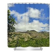 Mt St Helens 2 Shower Curtain