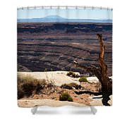 Muley Point Shower Curtain