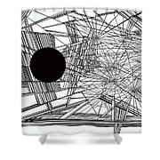 Multiworld The Third Shower Curtain