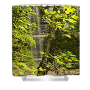Munising Falls 4 Shower Curtain