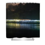 Munro River Reflections 2 Shower Curtain