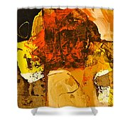 Mural Study 101246-61601 Shower Curtain