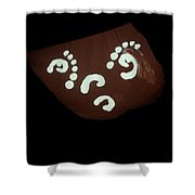 Muse 4 Shower Curtain
