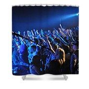 Museum-7091 Shower Curtain