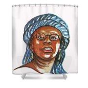 Musimbi Kanyoro Shower Curtain
