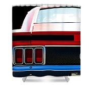 Mustang Mach 1 Shower Curtain