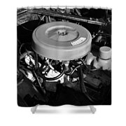 Mustang Sprint Two Hundred Shower Curtain