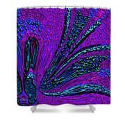 Mutal Reef Life Support Shower Curtain