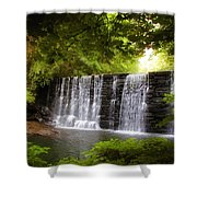 My Beautiful Waterfall Shower Curtain
