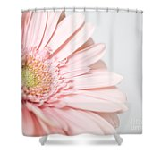 My Heart Opens For You Shower Curtain