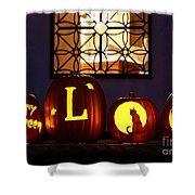 My Pumpkins Shower Curtain