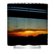 My Window Shower Curtain