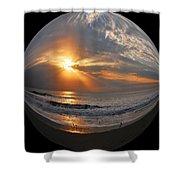 My World 2 Shower Curtain
