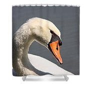 Myrtle Beach Bum Shower Curtain