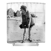 Myrtle Lind (1901-1966) Shower Curtain