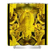 Mystic Illusions Shower Curtain
