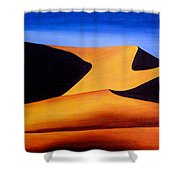 Namibia 1 Shower Curtain