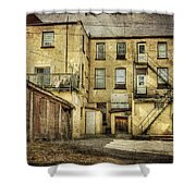 Napanee High Rise Shower Curtain