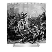 Napoleon, (1769-1821) Shower Curtain