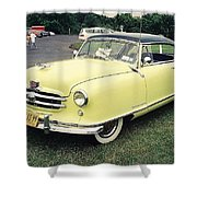 Nash Rambler Shower Curtain