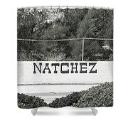 Natchez Shower Curtain
