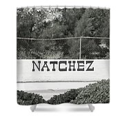 Natchez Shower Curtain