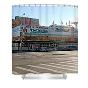 Nathan's Original Shower Curtain