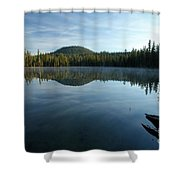 Natural Arrow Shower Curtain