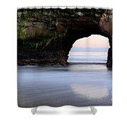 Natural Bridges Arch Shower Curtain
