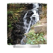 Nature Falls Shower Curtain