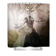 Naturel Shower Curtain