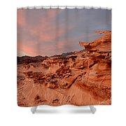 Natures Artistry At Little Finland Shower Curtain