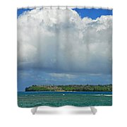 Natures Grandeur Shower Curtain
