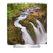 Nature's Majesty Shower Curtain