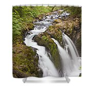 Nature's Majesty II Shower Curtain