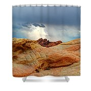 Natures Wonders Shower Curtain