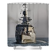 Naval Joint Operations V6 Shower Curtain