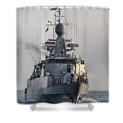 Naval Joint Ops V5 Shower Curtain