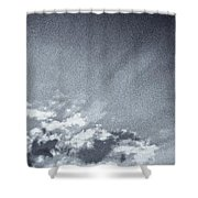 Neptune Sky Shower Curtain