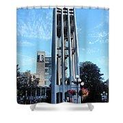 Netherlands Centennial Carillon Shower Curtain