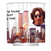 Never Lost Shower Curtain