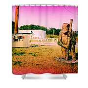 New And Used Items Shower Curtain