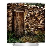 New Mexico Door II Shower Curtain