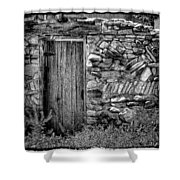 New Mexico Door IIi Shower Curtain