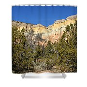 New Mexico Series - Bandelier I Shower Curtain