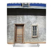 New Mexico Series - Doorway IIi Shower Curtain