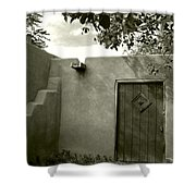 New Mexico Series - Doorway Iv Shower Curtain