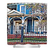 New Orleans Class Shower Curtain