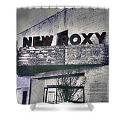 New Roxy Clarksdale Ms Shower Curtain
