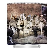 New York Ny Napanee Style Shower Curtain